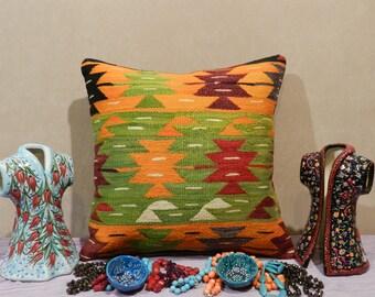 pillow covers,pillows,decorative pillows,kilim pillow,handmade pillow,wool pillow,vintage pillow,20x20inch,50x50cm