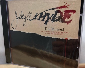Vintage Jekyll & Hyde The Musical CD