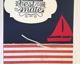 Birthday Card Nautical