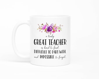 Teacher Mug, Teacher Appreciation, Teacher Gift, Gift For Teacher, Teacher Gifts, New Teacher Gift, Gifts For Teachers, Teacher Coffee Mug