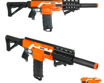 Worker MOD F10555 P416 Imitation Kit 3D Printing Combo for Nerf STRYFE N501