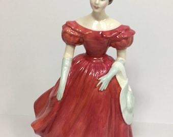 """Royal Doulton Pretty Ladies """"Winsome"""" HN 2220"""