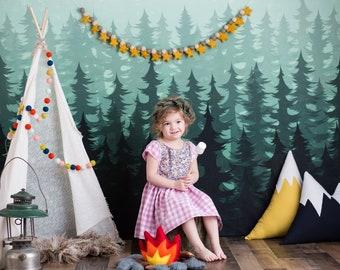 Wildflower Dress, Toddler Wildflower Dress, Girl Wildflower Dress,