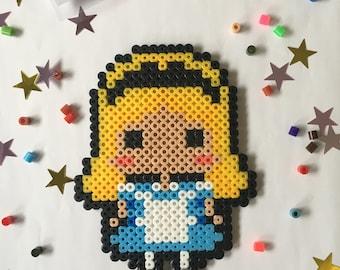 Alice in Wonderland country - Disney Princess