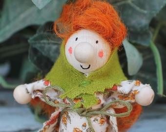 Kitchen Witch / Strega Zwei - Kitchen Witch doll