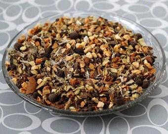 Sweet Orange Spice Herbal Tea - Loose Leaf 1 Cup