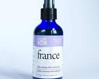 France Body Oil