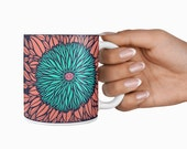 Floral Coffee Mug, Gifts ...