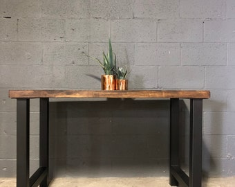 Reclaimed Wood Desk or Computer Desk