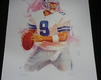 Tony Romo Print