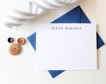 Mens Stationery | Mens Stationary | Professional Stationary | Personalized Stationery for Men