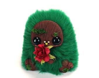 MUSGO - Odd Dolls - Horror Cute - Spooky Doll - Monster Art Doll - ooak polymer clay doll - unicorn dolls - fantasy doll