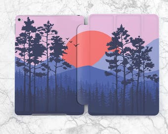 Forest Case iPad Smart Cover iPad Pro 2017 Smart Cover iPad Air Case iPad Smart Case iPad Air Smart Cover iPad Air 2 iPad Pro Nature Case