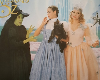 Simplicity Vintage Costume 7808 The Wizard of Oz