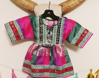 Beautifully Detailed Girls Dress