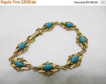 Summer Sale Vintage Signed Florenza Bracelet