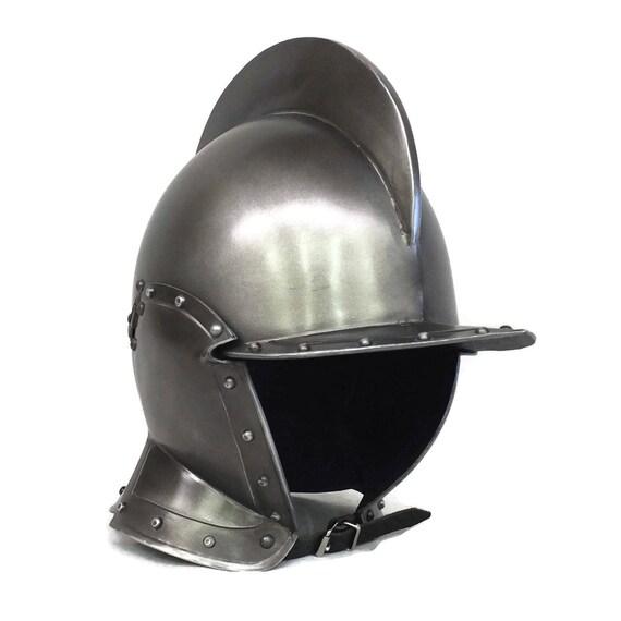 Larp Armour Burgonet Helmet