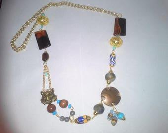 long necklace collection (savannah)