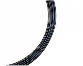5 m aluminum diameter 1 mm black