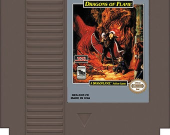 Dungeons & Dragons : Dragons of Flame
