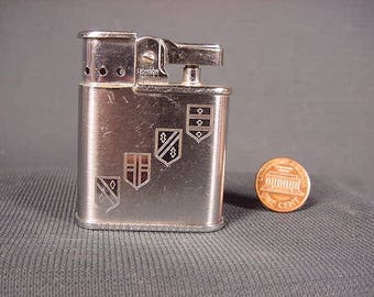 Whirlwind * Pocket Cigarette Lighter * Vintage Old Collectible * Ronson