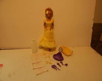 Vintage Magic Curl Barbie 3856 Mattel 1981