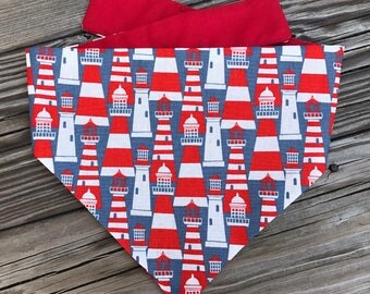 Cape Hatteras bandana and bow