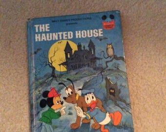 Walt Disney The Haunted House 1975