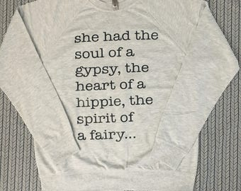 Soul of a Gypsy - ***FREE SHIPPING***
