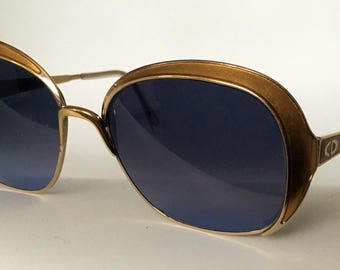 CHRISTIAN DIOR 60s vintage sunglasses