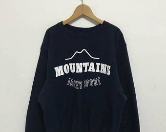 20% OFF Vintage Champion Mountains Jazzy Sport/Champion Pullover/Champion C Logo/Champion Clothing/Champion Spellout