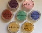 Mica Powder 2 Grams DIY CHOOSE Your 2g Color Sample Pigment for Slime Soaps & Cosmetic Makeup Resin Making CP hP mP Powders Loose Colorants