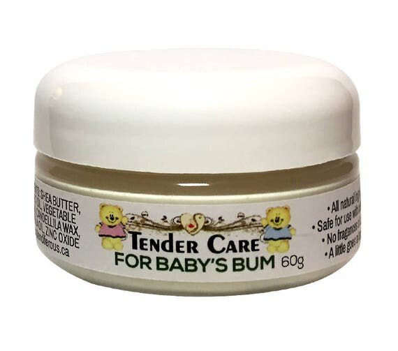 Tender Care for Baby's Bum, Diaper Cream, Diaper Ointment