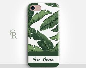 Custom Name Phone Case For iPhone 8 iPhone 8 Plus iPhone X Phone 7 Plus iPhone 6 iPhone 6S  iPhone SE Samsung S8 iPhone 5 Personalised Case