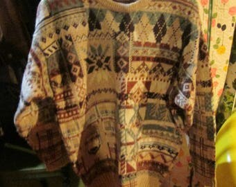 Glencraig sweater medium