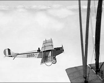 Poster, Many Sizes Available; Curtiss Jn-4 Jenny P3