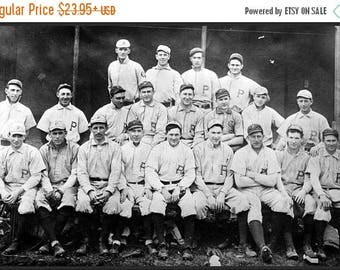 20% Off Sale - Poster, Many Sizes Available; 1907 Pittsburgh Pirates
