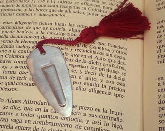 book markers in silver 925