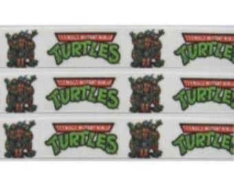 Turtle ninja (50cm) 22mm Ribbon