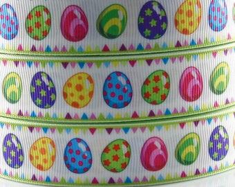 Easter Ribbon (1 m) 22mm