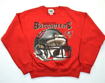 1997 NFL Tampa Bay Buccuneers Crew Neck Sweater