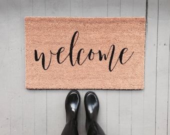 Welcome|Doormat