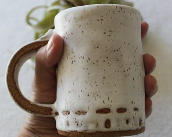 coffee mug Native american chief or handmade coffee mug