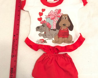 Pound Puppies Doll Clothes Set