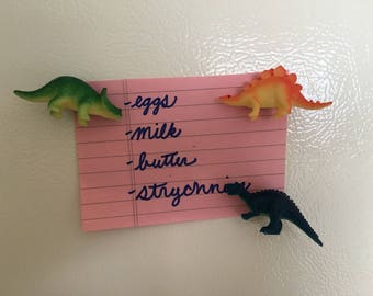 Dinosaur Magnets, Collection 1