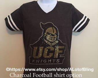 UCF Knights Rhinestone Shirt