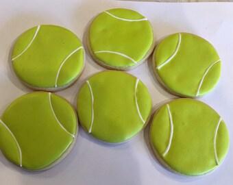 Soccer cookies / purim cookies