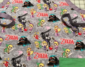 The Legend of Zelda (g/l) Apron