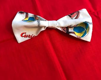 Curious George Hair Bow