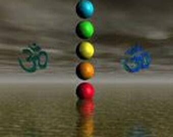 Guided Chakra Meditation